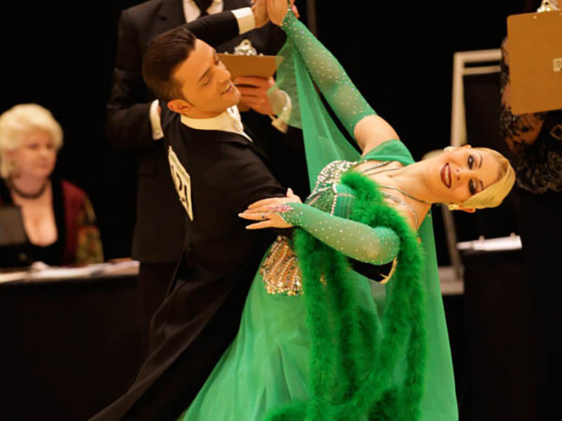 Great prize money, World Pro-Am DanceSport Series events, American style DVIDA-sponsored Scholarships, and Professional Rising Star and Open Professional evening events.